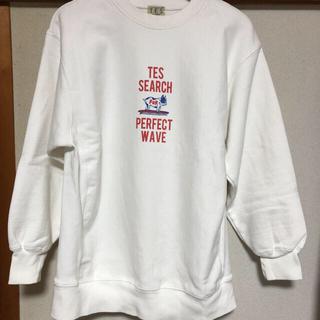 ロンハーマン(Ron Herman)のTes Tシャツ(スウェット)
