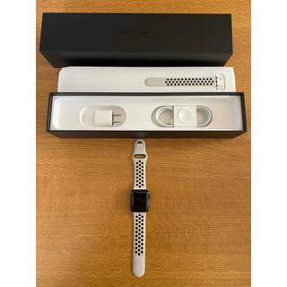 アップルウォッチ(Apple Watch)のapple watch 2 nikeモデル 38mm (スマートフォン本体)