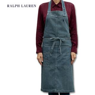 ラルフローレン(Ralph Lauren)の新品未使用 タグ付き RALPH LAUREN エプロン デニム FREE(その他)