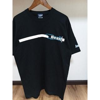 ベアー(Bear USA)の唯一出品 超美品 BEAR USA ベアー VINTAGE USA製 ブラック(Tシャツ/カットソー(半袖/袖なし))