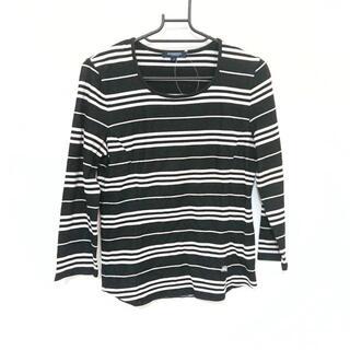 バーバリー(BURBERRY)のバーバリーロンドン 長袖Tシャツ サイズ1 S(Tシャツ(長袖/七分))