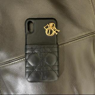 クリスチャンディオール(Christian Dior)のDIOR iPhone XSケース(iPhoneケース)