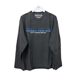 """アンユーズド(UNUSED)のDAIRIKU/""""HOLLYWOOD"""" Layered T-shirt(Tシャツ/カットソー(七分/長袖))"""