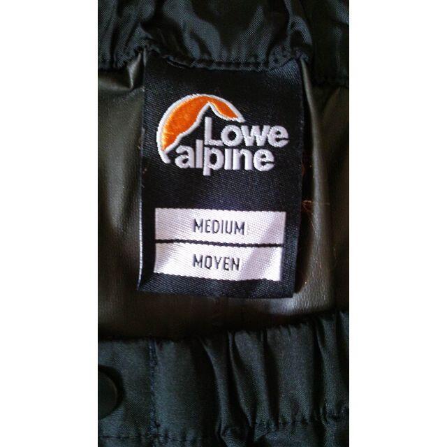 Lowe Alpine(ロウアルパイン)の ロウアルパイン(Lowe Alpine) レインパンツ ゴアテックス スポーツ/アウトドアのアウトドア(登山用品)の商品写真