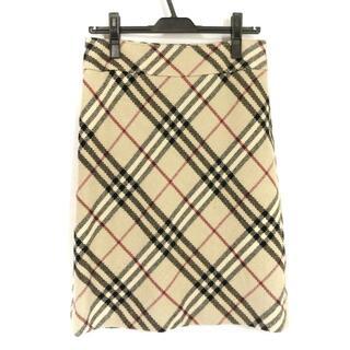 バーバリー(BURBERRY)のバーバリーロンドン スカート サイズ38 L -(その他)