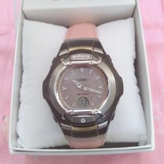 ベビージー(Baby-G)のCASIO Baby-G レディース(腕時計)