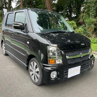 スズキ - スズキ ワゴンR RR-S リミテッド ターボ 車検2年付き 内外装綺麗