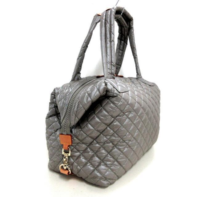 MZ WALLACE(エムジーウォレス)のウォレス ショルダーバッグ - ベージュ レディースのバッグ(ショルダーバッグ)の商品写真
