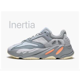 アディダス(adidas)のYEEZY BOOST 700 INERTIA 26.5cm(スニーカー)