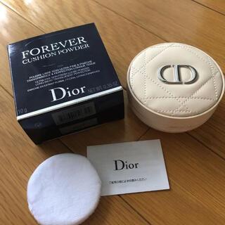 Dior - ディオール スキンフォーエヴァークッションパウダー