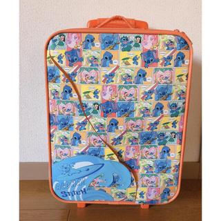 ディズニー(Disney)のスティッチ キャリーケース 1泊〜2泊用(旅行用品)