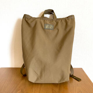ミステリーランチ(MYSTERY RANCH)のミステリーランチ BOOTY BAG ブーティーバッグ COYOTE(リュック/バックパック)