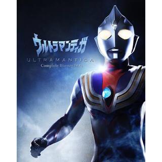 ウルトラマンティガ Complete Blu-ray BOX〈10枚組〉(特撮)