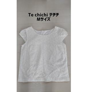 テチチ(Techichi)のTe chichi テチチトップス 半袖(カットソー(半袖/袖なし))