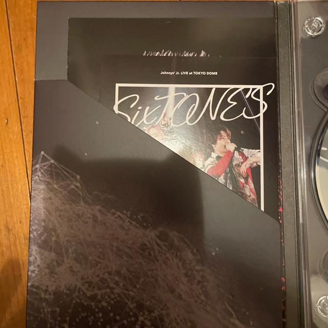 Johnny's(ジャニーズ)のsixtones 素顔4  即日発送致します 最終値下げ エンタメ/ホビーのDVD/ブルーレイ(アイドル)の商品写真