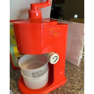 カキ氷機 yuki yuki(調理道具/製菓道具)