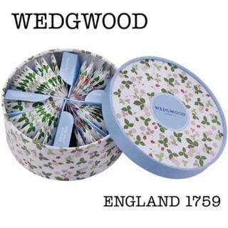 ウェッジウッド(WEDGWOOD)のWEDGWOOD ウェッジウッド ワイルドストロベリー アソートティーバッグ(茶)