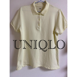ユニクロ(UNIQLO)のUNIQLOポロシャツXLサイズ(ポロシャツ)