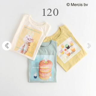 【ブリーズ】ミッフィーコラボTシャツ 120