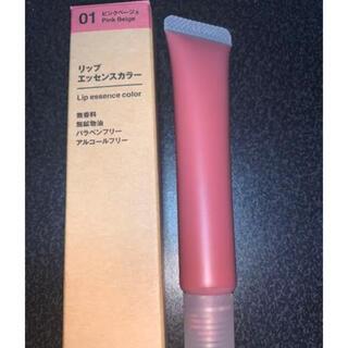 ムジルシリョウヒン(MUJI (無印良品))の無印 リップエッセンスカラー 01(リップグロス)