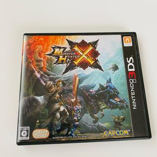 ニンテンドー3DS(ニンテンドー3DS)のモンスターハンタークロス 3DS(その他)