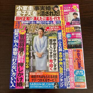 ショウガクカン(小学館)の女性セブン 2021年 7/8号 雑誌(その他)