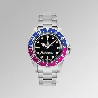 アベイシングエイプ(A BATHING APE)のBAPE VINTAGE TYPE 2 BAPEX 時計(腕時計(アナログ))