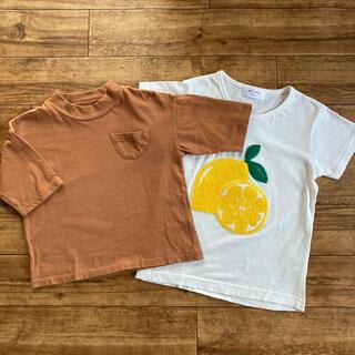 マーキーズ(MARKEY'S)の子供 キッズ 女の子 Tシャツ マーキーズ 130㎝ 2枚セット(Tシャツ/カットソー)