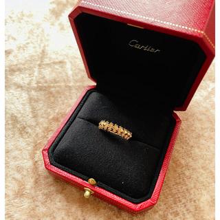 Cartier - クラッシュドゥ カルティエ ピンクゴールド