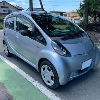 三菱 - 三菱 アイ L 車検付き スマートキー 6万キロ台 機関良好