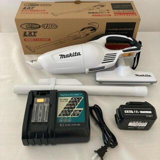 Makita - 新品 マキタ コードレス掃除機 充電式クリーナー 充電器 バッテリー セット