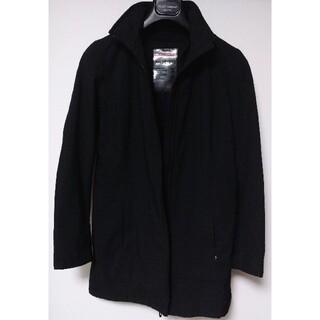 PRADA - プラダ 中綿入りジャケット コート 黒 グッチ ルイヴィトン サンローラン