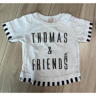 petit main - petit main トーマスデザインTシャツ