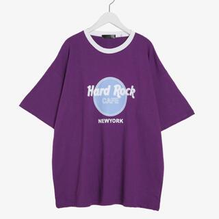 ロックハード(ROCK HARD)の☆ユニセックス☆ハードロックカフェ  Tシャツ  半袖  ニューヨーク (Tシャツ/カットソー(半袖/袖なし))