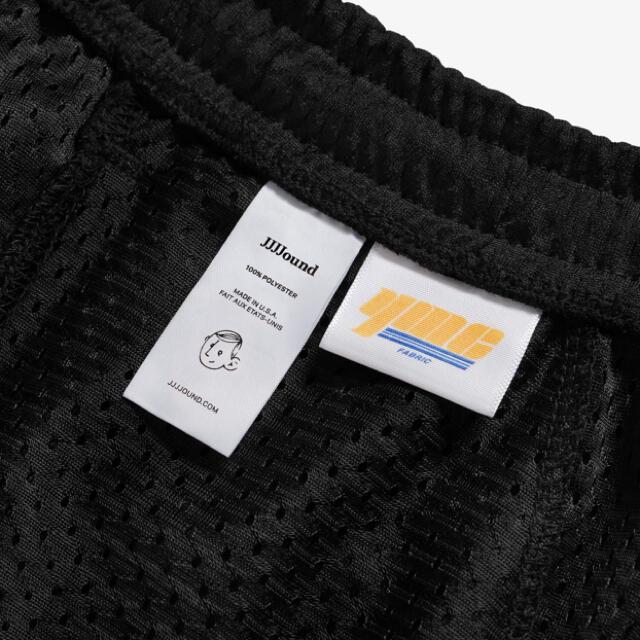 1LDK SELECT(ワンエルディーケーセレクト)の(今週まで)JJJJound - 7'' House Short - Black メンズのパンツ(ショートパンツ)の商品写真