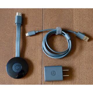 グーグル(Google)のGoogle Chromecast 第2世代 クロームキャスト(PC周辺機器)