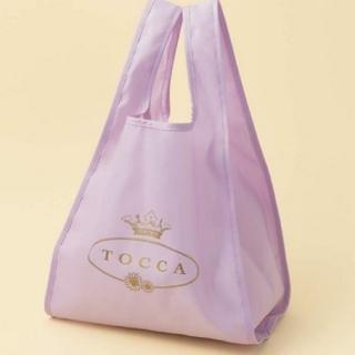 トッカ(TOCCA)の美人百花 付録 トッカ ♡ エコバッグ(エコバッグ)