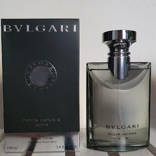 ブルガリ(BVLGARI)のBVLGARI  ブルガリ ソワール EDT 100ml(香水(男性用))
