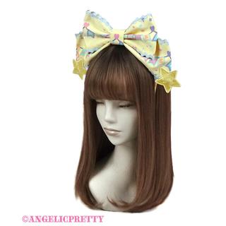 アンジェリックプリティー(Angelic Pretty)のAngelic Pretty Happy Garlandカチューシャ(イエロー)(カチューシャ)