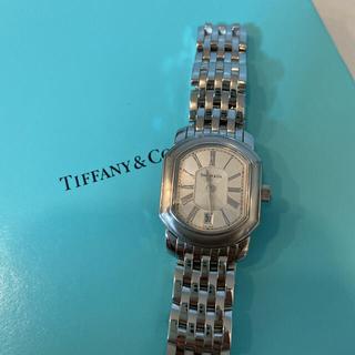 ティファニー(Tiffany & Co.)のTIFFANY&Co. ティファニー  マーククーペ  腕時計 レディース(腕時計)