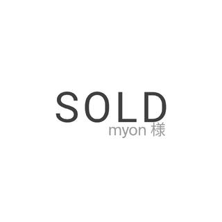 myon様 専用ページ(サンダル)