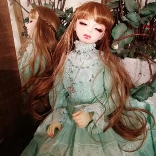 ボークス(VOLKS)のウィッグ+ドレスセット(人形)