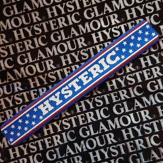 ヒステリックグラマー(HYSTERIC GLAMOUR)のHYSTERIC GLAMOUR リストバンド ラバー製(ブレスレット/バングル)