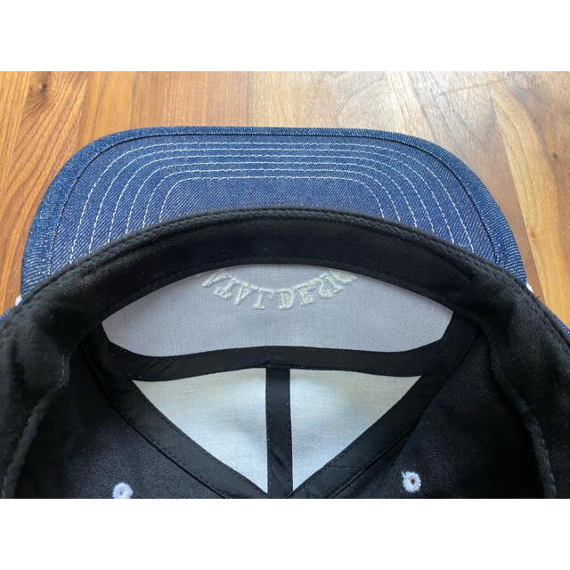 NATAL DESIGN(ネイタルデザイン)のNATALDESIGN  デニム キャップ CAP DENIM ネイタルデザイン メンズの帽子(キャップ)の商品写真