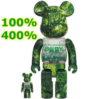 メディコムトイ(MEDICOM TOY)のMY FIRST BE@RBRICK B@BY FOREST GREEN(彫刻/オブジェ)