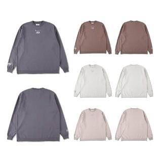 シー(SEA)のSnow Peak × WDS Co/Pe Dry L/S Tshirt(Tシャツ/カットソー(七分/長袖))
