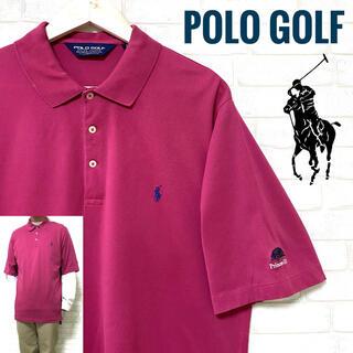 Polo Golf - POLO GOLF ポロゴルフ ピマコットン ポロシャツ ビッグシルエット