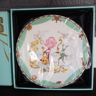 シセイドウ(SHISEIDO (資生堂))の資生堂感謝品 1991年度花椿クラブケーキプレート大皿1枚(食器)