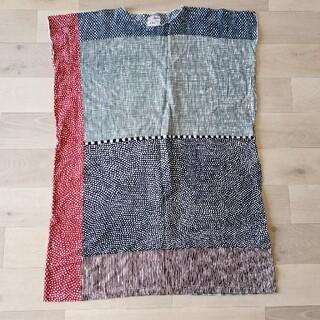SOU・SOU - sousou 貫頭衣 和服
