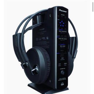 パイオニア(Pioneer)の【パイオニア】ワイヤレス ヘッドフォン Pioneer SE-DRS3000C(ヘッドフォン/イヤフォン)